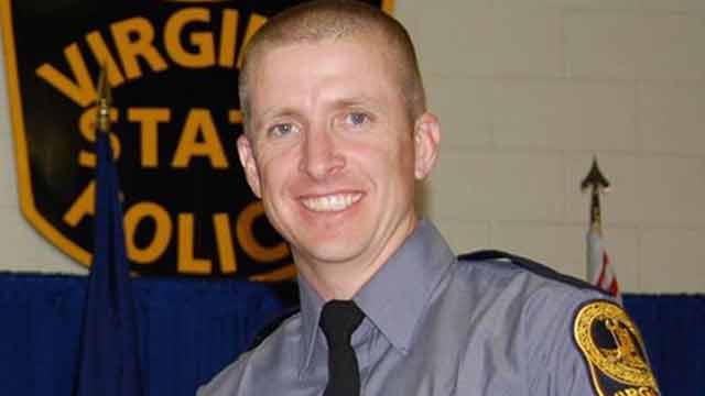 Virginia State Trooper Shot Dead In Cold Blood