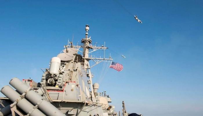 Russia Denies Reckless Behavior In US Warship Flyby (Video)