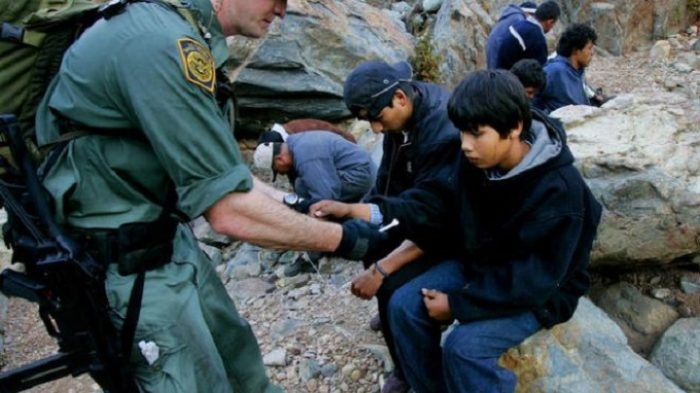 Only 3 Unaccompanied Minors Deported For Every 100 Caught Illegally Entering The U.S