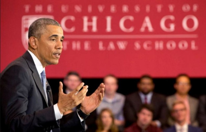 Obama: 'Republican's Refusing My Pick For Supreme Court Vacancy' (Video)