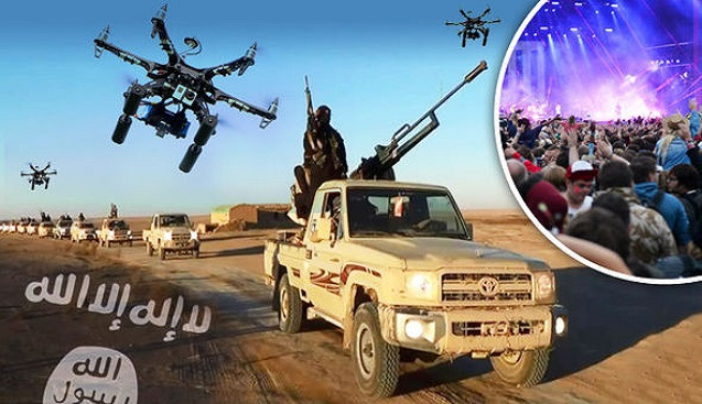 ISIS Plotting To Use Drones To Drop Nuclear Bombs, Warns British PM