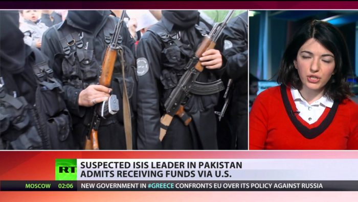 ISIS Leader Admits: We Are Being Funded By The Obama Administration (Video)