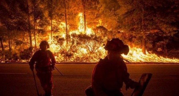 California Wildfire 'Selfie' Arsonist Gets 20 Years, $60 Million Fine