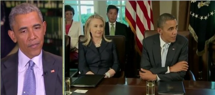 Obama Says Hillary Clinton's Emails Never Jeopardized America's National Security (Video)