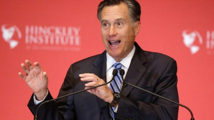 Romney Hints At 'New' Nominee: 'Hoping That We Find Someone Who I Have Confidence In' (Video)