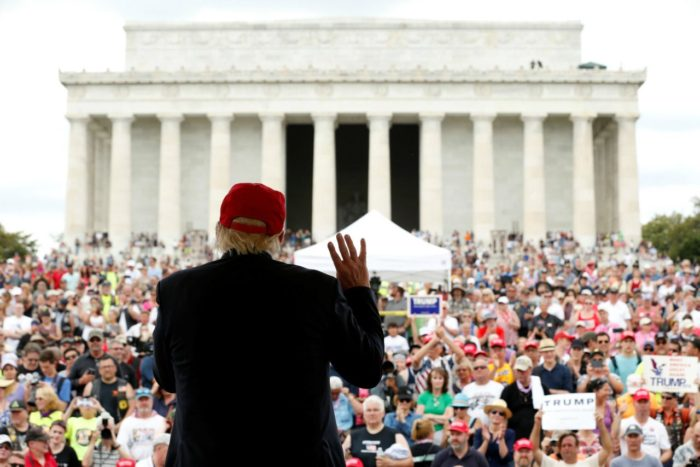 Donald Trump Gives A Powerful Speech On Memorial Day At The Freedom Ride Rally! (Video)