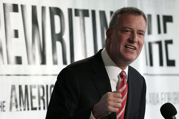 Don't Go To Chick-Fil-A, Mayor De Blasio Tells New Yorkers
