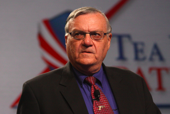 Sheriff Joe Arpaio Found In Contempt Of Court In Racial Profiling Case (Video)