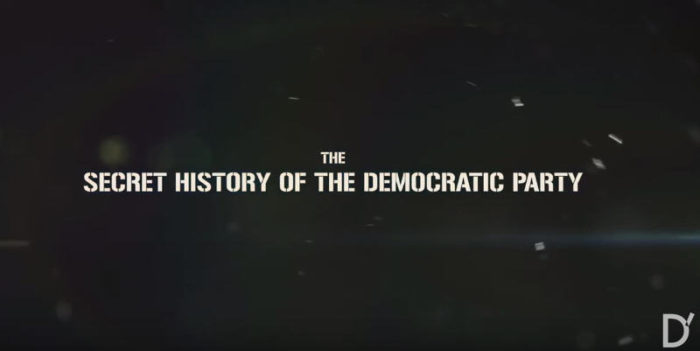 [WATCH] D'Souza's New Documentary Will Decimate Hillary Clinton & the Democratic Party!
