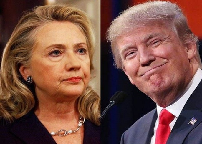 Poll: Top Reason Americans Will Vote For Donald Trump: 'To Stop Hillary Clinton'