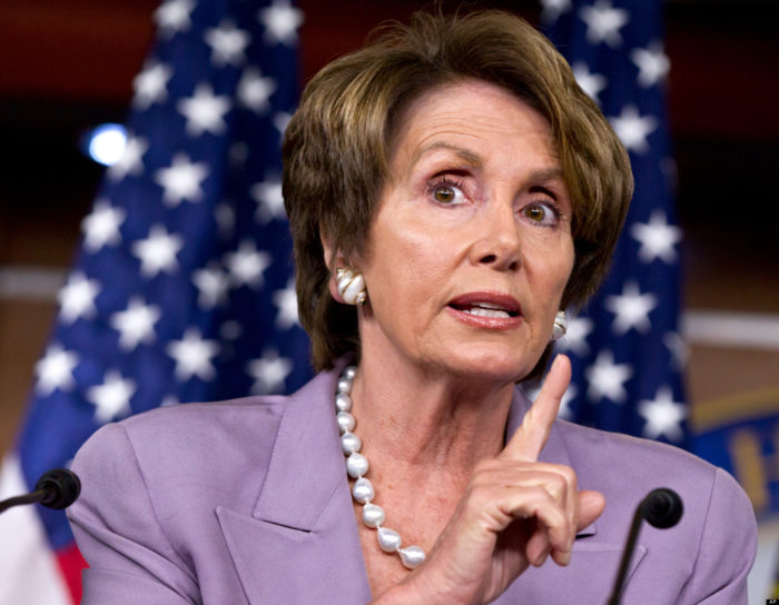"Nancy Pelosi: I ""Guarantee"" Trump Will Not Be President (Video)"