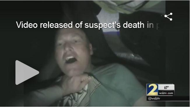 Disturbing Video Shows Handcuffed Man Tased To Death By Sheriff's Deputies