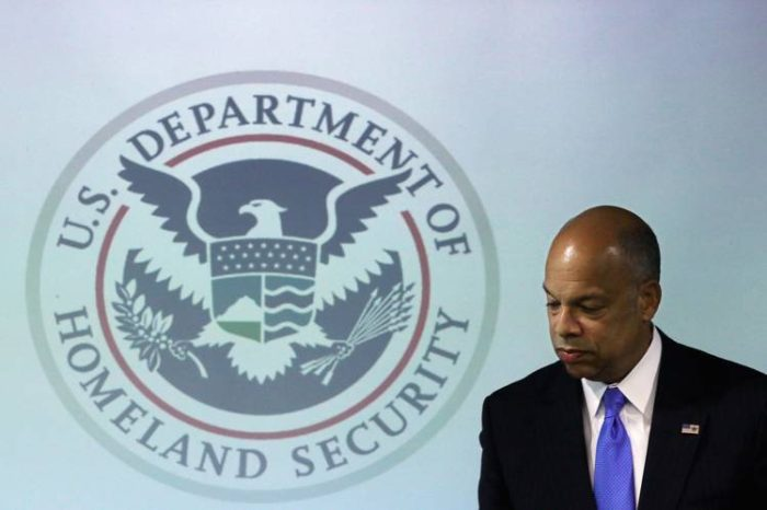Jeh Johnson: 'Gun Control Has To Be A Part Of Homeland Security' (Video)