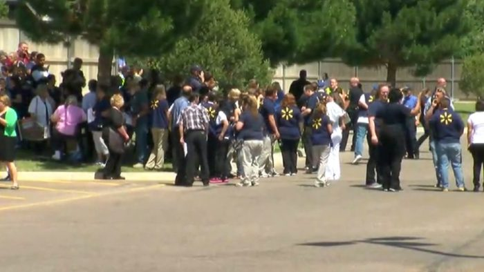 Muslim Terrorist At Walmart In Amarillo Texas Shot Dead
