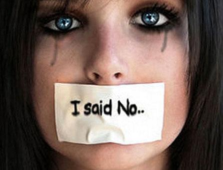 I Said 'NO'!!