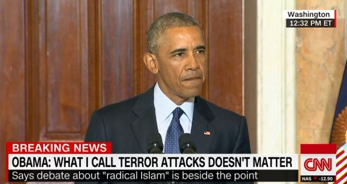 Obama Goes On TIRADE Against Trump Over 'Dangerous' Muslim Ban, 'Radical Islam' (Video)