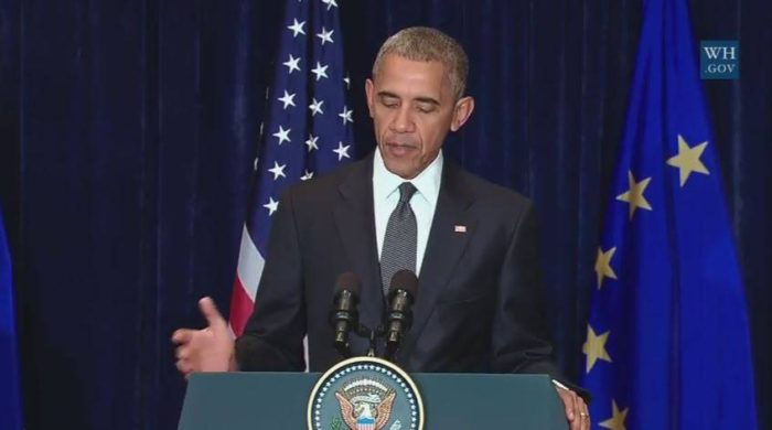 Obama Renews Gun Control Push After 'Senseless' Dallas Murders (Video)
