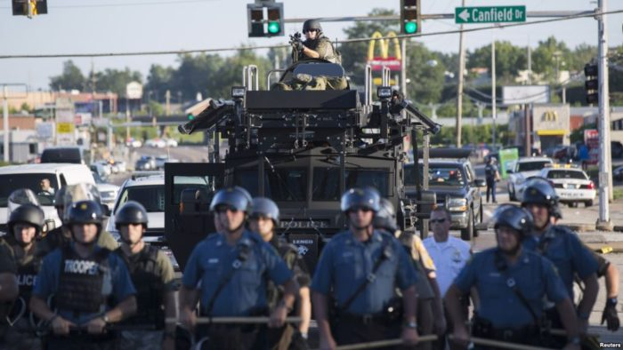 Virginia Police Train For Civil Unrest, Race Riots (Video)