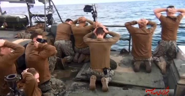 Navy Investigation: US Sailors Captured In Iran 'Did Not Meet Code Of Conduct,' Iran Broke The Law