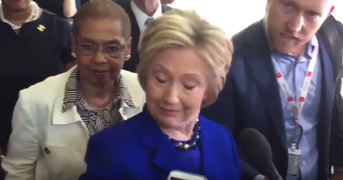 Did Hillary Clinton Suffer A Seizure? (Video)