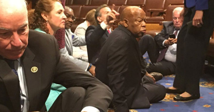 House Dems Plan New Floor Protests For Gun Control