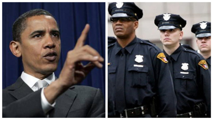 Obama Pushes More Federal Oversight Of Cops After Dallas Attack On Cops