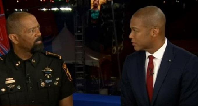 """Sheriff Clarke Blasts CNN Don Lemon: """"Where's The Focus On Black-On-Black Violence!?"""""""