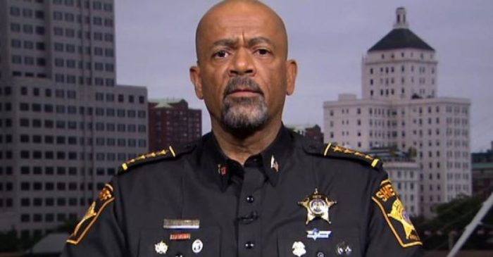 Sheriff Clarke: 'Black Lives Matter Should Be Classified As A Hate Group' (Video)