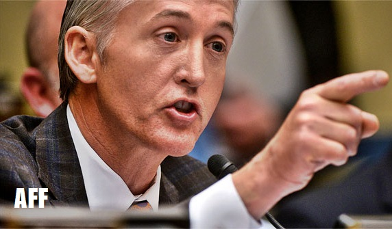 Watch As Trey Gowdy Takes A Blow Torch To Comey In Epic Fashion[Flashback]