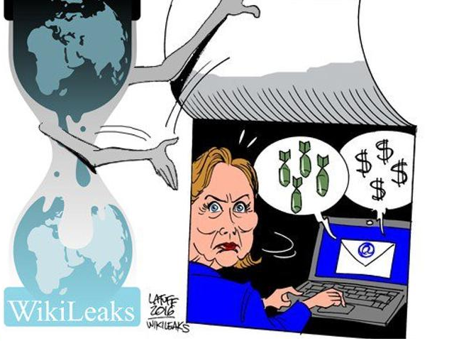 WikiLeaks Release Over 19,000 Leaked Emails From The Democratic National Committee