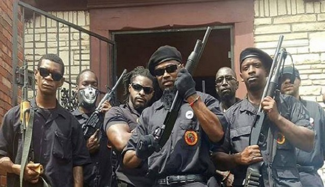 "BREAKING: Louisiana On HIGH ALERT – New Black Panther Party In Baton Rouge Protesting ""Pig Department"""