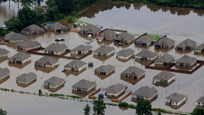 DOING OBAMA'S JOB: Trump To Visit Louisiana Food Victims On Friday (Video)