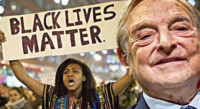 Hacked Memo Exposes George Soros Ties To Black Lives Matter: $650,000 'Investment'
