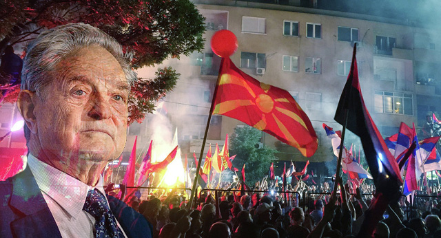 Leaked Soros Memo: Refugee Crisis, 'New Normal'- Gives New Opportunities For Global Influence