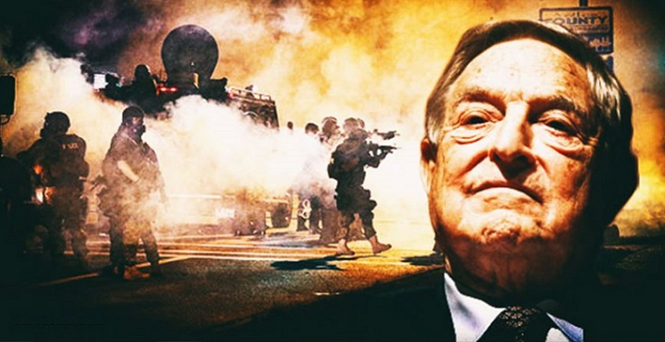 Leaked Memo Reveals Soros Plan for 'Federally Controlled' Police