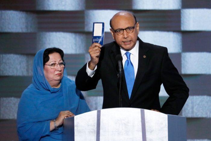 Muslim Dad Khizr Khan Tells CNN Terror 'Has Nothing To Do with Islam' (Video)