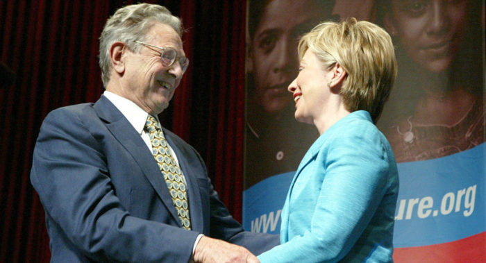 Bombshell: Wikileaks Releases Emails Showing Hillary Taking Orders From SOROS (Video)