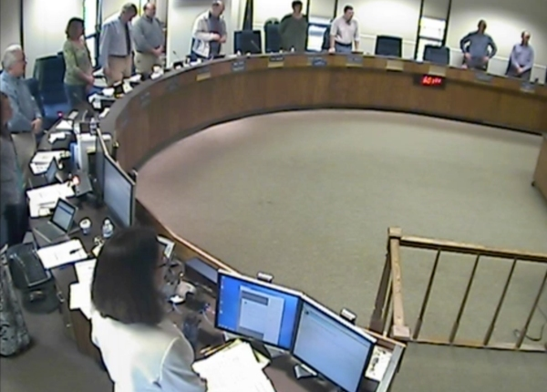 Satanic Invocation Opens Kenai Peninsula Borough Assembly Meeting (Video)