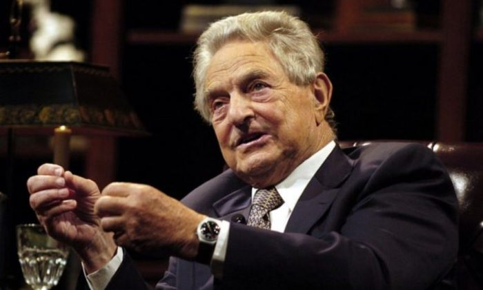 White House Partner Asked Soros For $750K To Fund Pro-Iran Deal 'Echo Chamber'