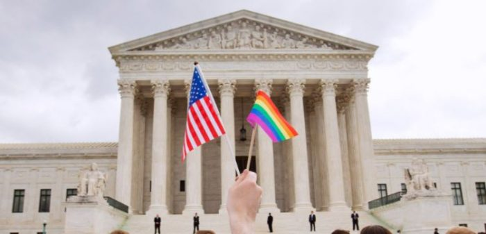 U.S. Supreme Court Blocks Transgender Bathroom Choice (Video)