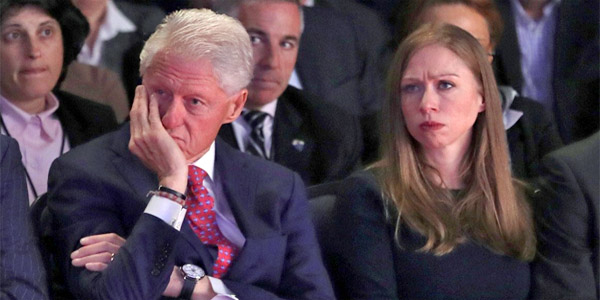 Bill Clinton Rape Accuser Drops Twitter Bomb On Chelsea