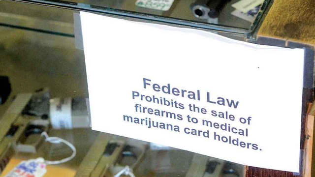 Federal Court: Medical Marijuana Cardholders Have No 2A Rights