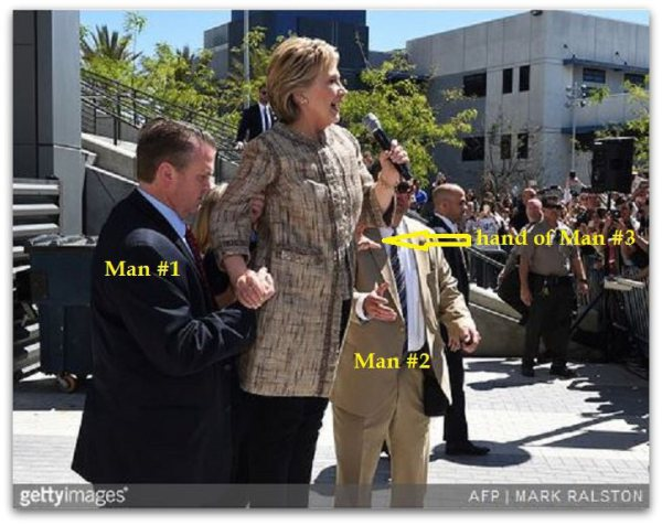 sick-hillary-supported-by-secret-service-agents
