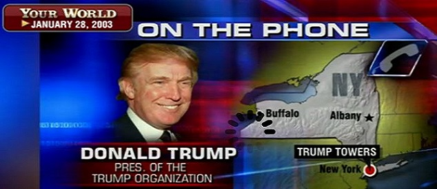 2003 Clip Backs Up Donald Trump On Iraq War Opposition (Video)
