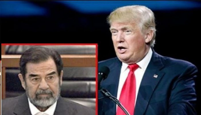 CNN Says Trump Bashing The Media Is 'Like' Saddam Hussein Destroying Democracy (Video)