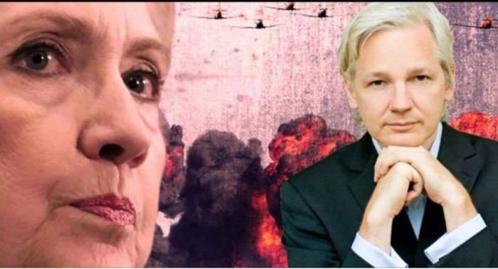 Breaking:  Wikileaks Cancels Highly Anticipated Tuesday Announcement Due To 'Security Concerns' (Video)