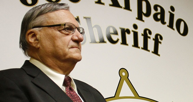 Justice Department's To File Criminal Charges Against Sheriff Arpaio Before Election (Video)
