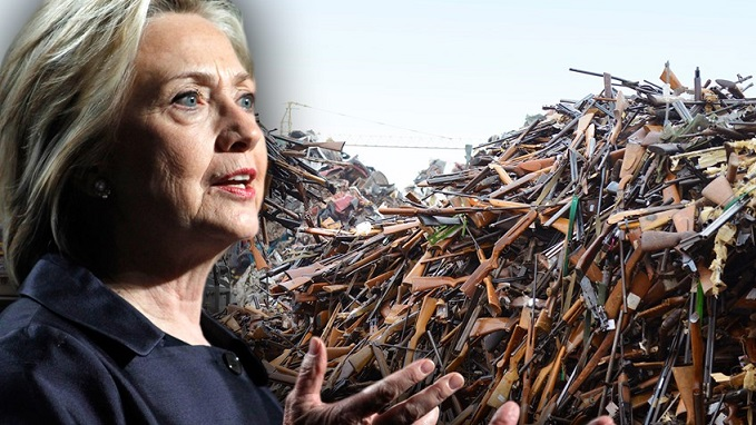 Wikileaks Release: Clinton's Press Sec Says Gun Control To Be Implemented By Executive Order
