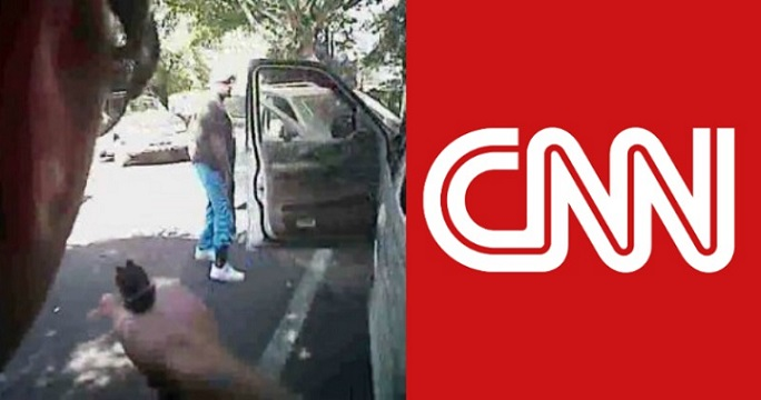BIAS ALERT: Police Group Accuses CNN Of Deceptive Edit Of Charlotte Shooting (Video)