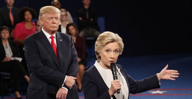 Hillary Clinton Staffer Curses Donald Trump For Kahn Comment: 'Go F- Yourself!' (Video)